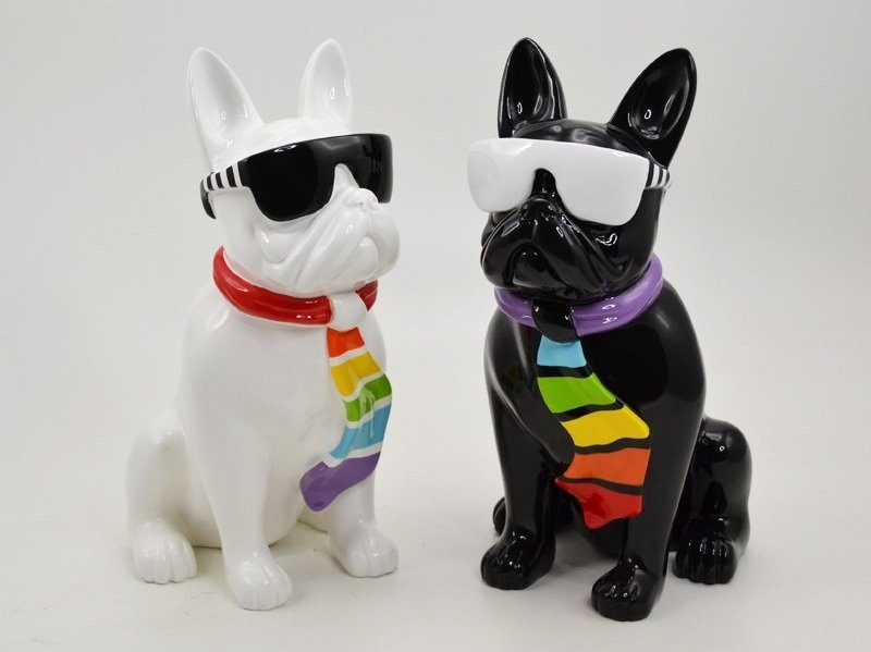 fairy-de-drimmer-sculpture-bulldog-francais-36cm-noir-ou-blanc